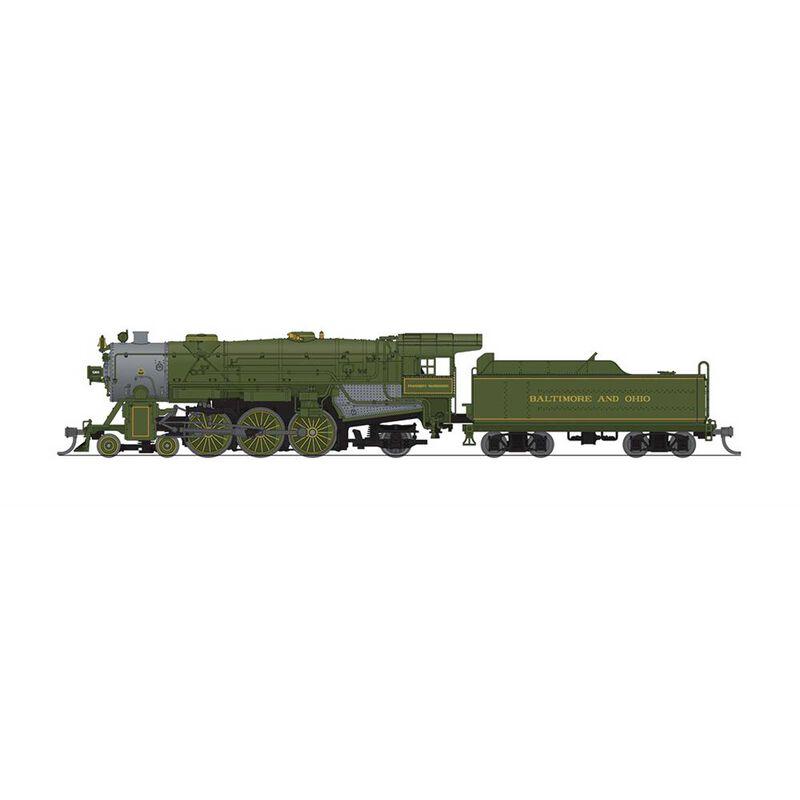 N Paragon3 USRA Heavy Pacific 4-6-2, B&O #5300