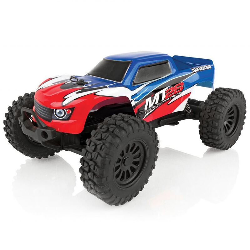 1/28 2WD MT28 Monster Truck Brushed RTR