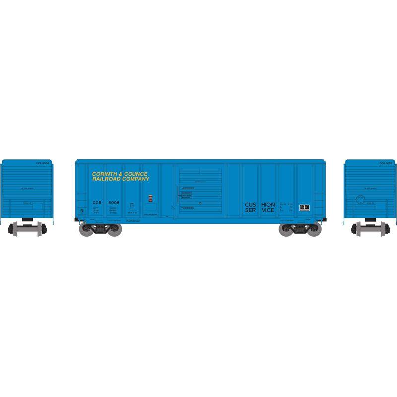 HO RTR 50' PS 5344 Box CCR #6006