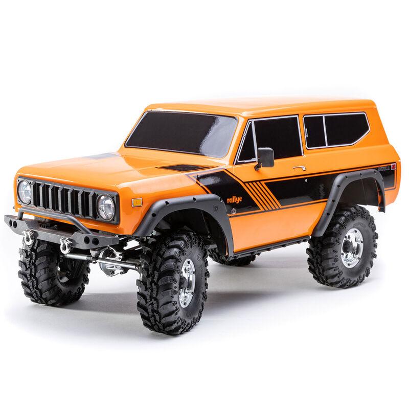1/10 Gen 8 International Scout II 4WD Rock Crawler Brushed RTR, Orange