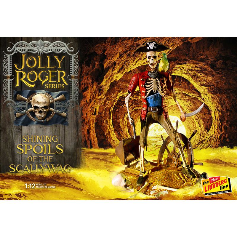 1/12 Jolly Roger Series Shining Spoil of Scallywag