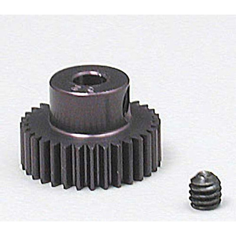 64P Hard Coated Aluminum Pro Pinion Gear, 35T