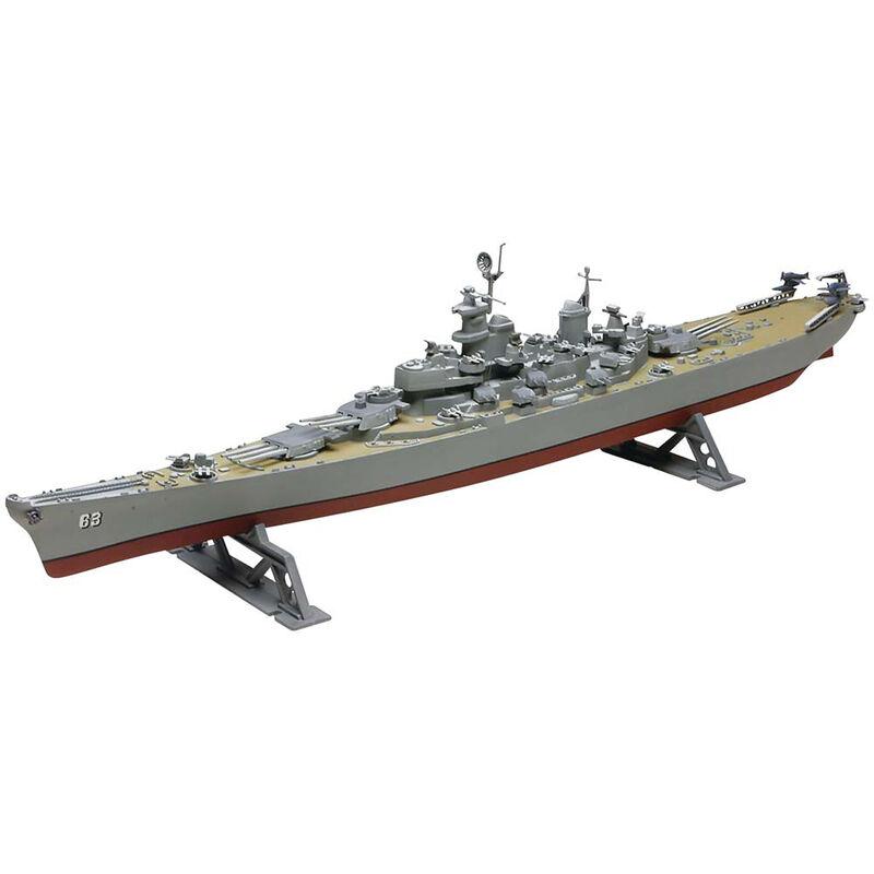 1/535 USS Missouri Battleship