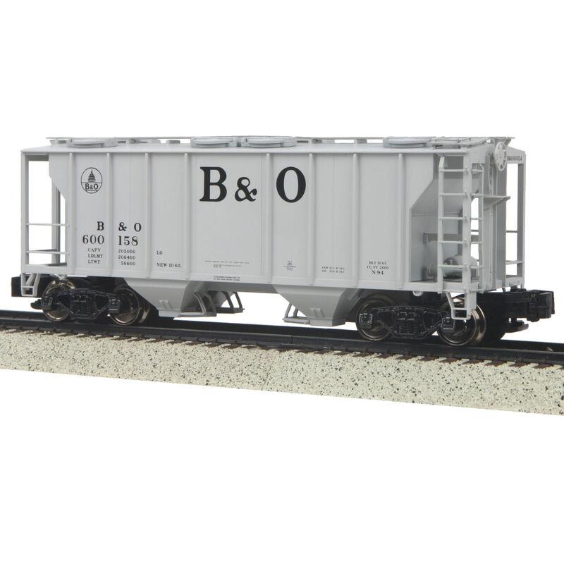 S PS-2 2-Bay Hopper, B&O # 600158