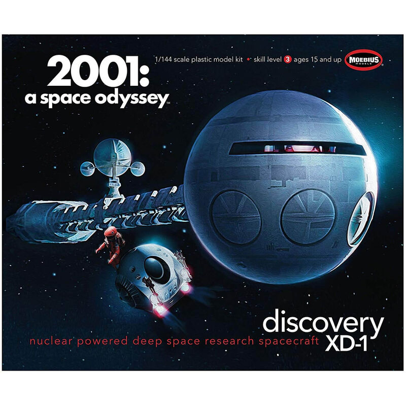 1/144 Discovery, 2001: A Space Odyssey