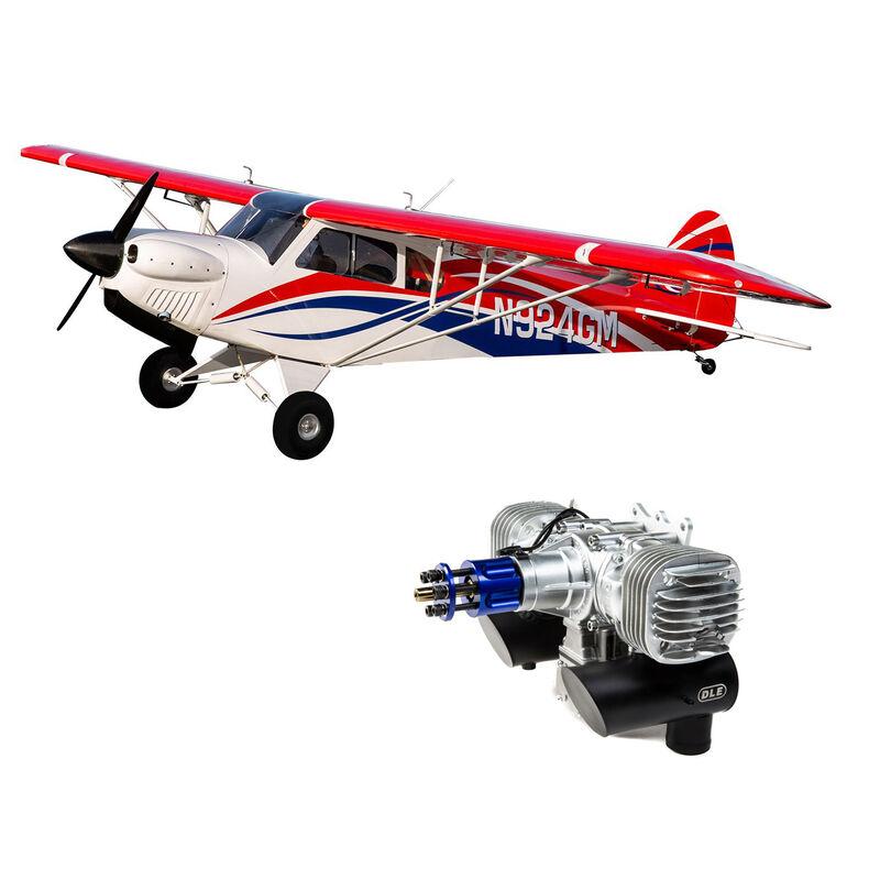 "CubCrafters Cub FX-3 100-200cc 165"" w  DLE130 130cc"
