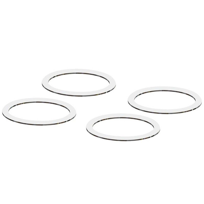 Washer 10x12x0.2mm (4)