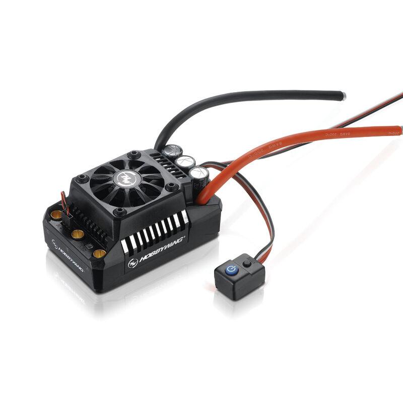 Max 5 200A Sensorless RTR ESC: 1/5
