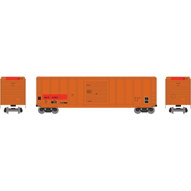 HO RTR 50' PS 5344 Box BAR #5282