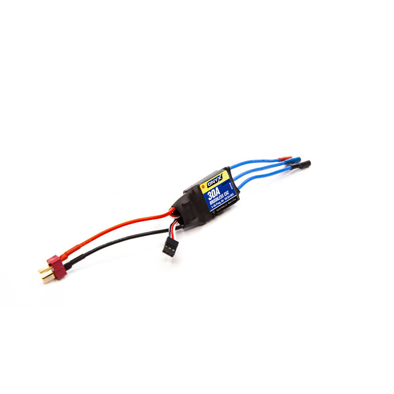 30A 2-4S Programmable Brushless Air ESC