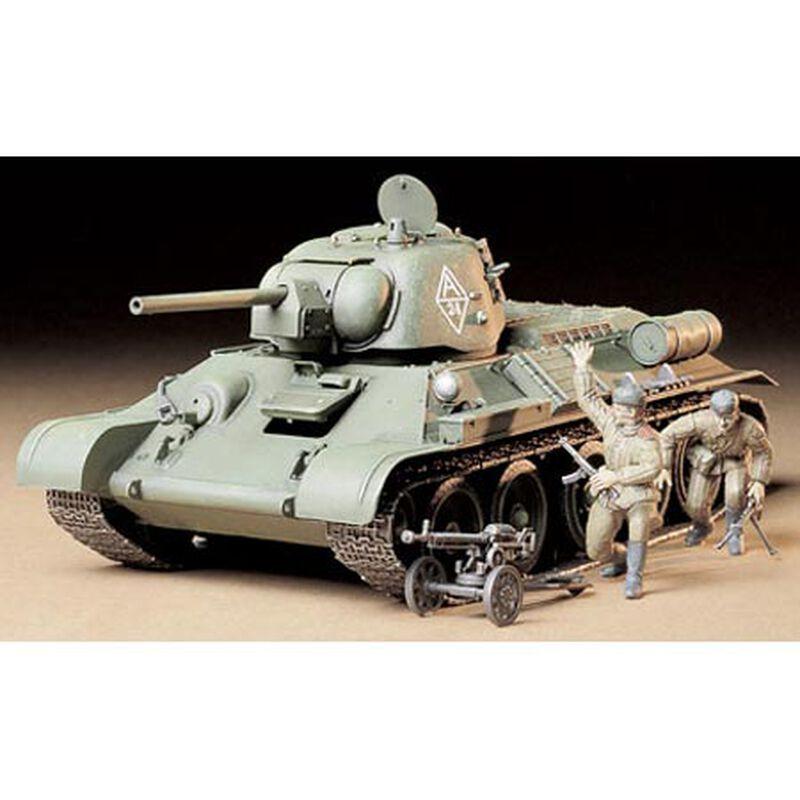 1/35 Russian T34/76 ChTZ