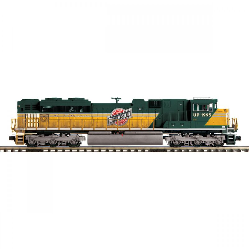 O SD70ACe with PS3 C&NW #1995