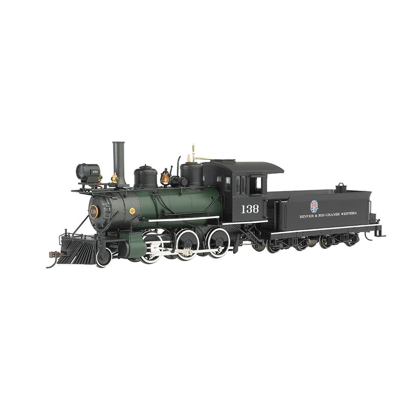 On30 Spectrum 2-6-0 with DCC, D&RGW