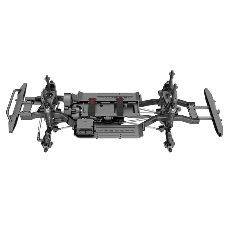 1/10 Gen8 PACK Rock Crawler Pre-Assembled Chassis Kit