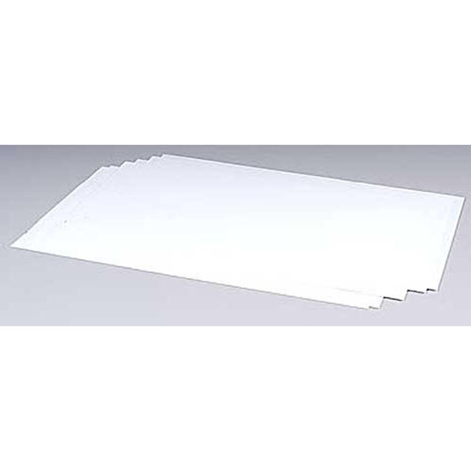 SSS-101 White Styrene,.010 (8)