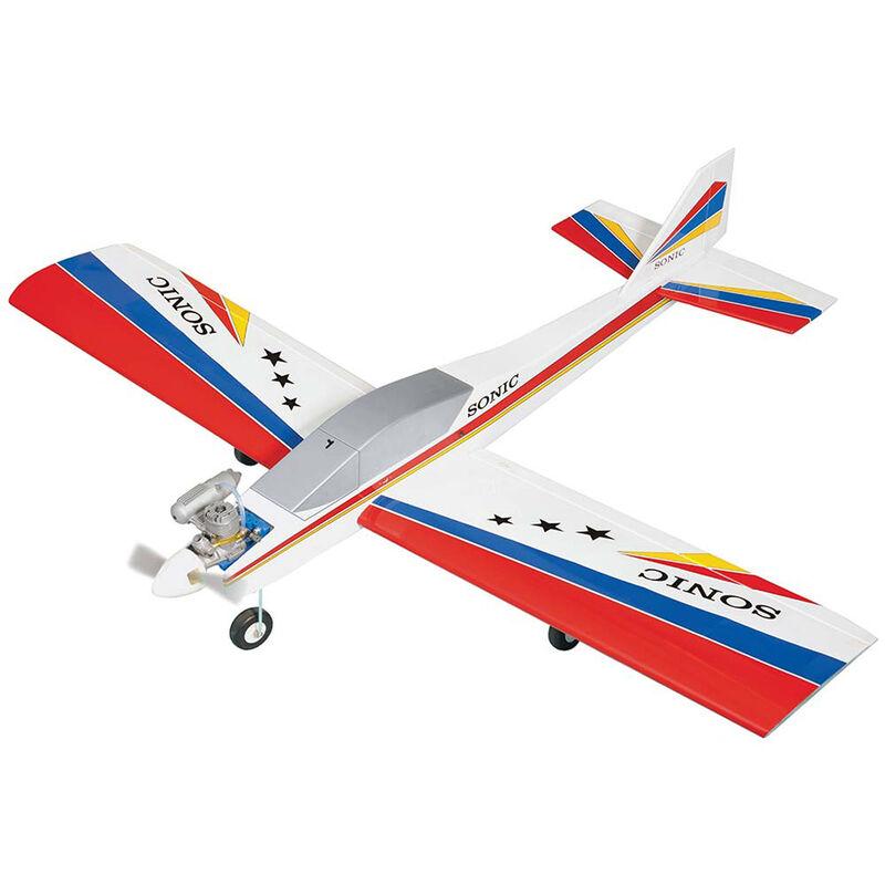 Sonic Mk2 Low-Wing .25-.32 GP EP ARF 52.7