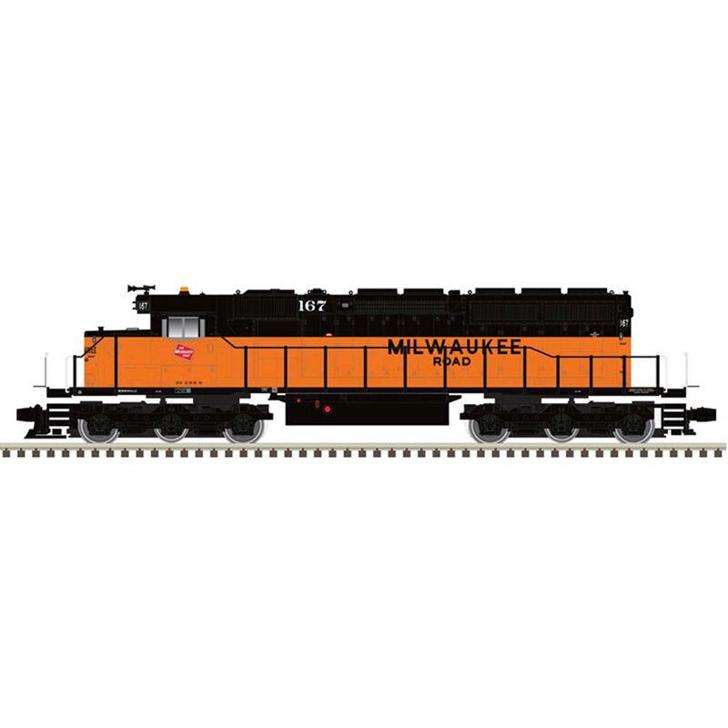 O Premier SD40-2 Locomotive Milwaukee Road 146