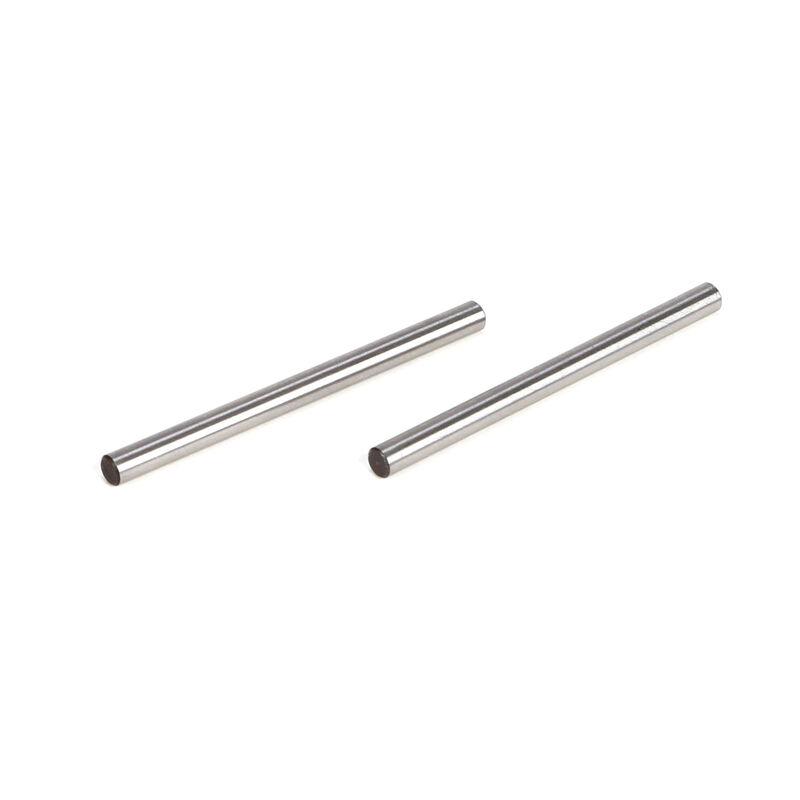 Front Inner Hinge Pin (2): TWH