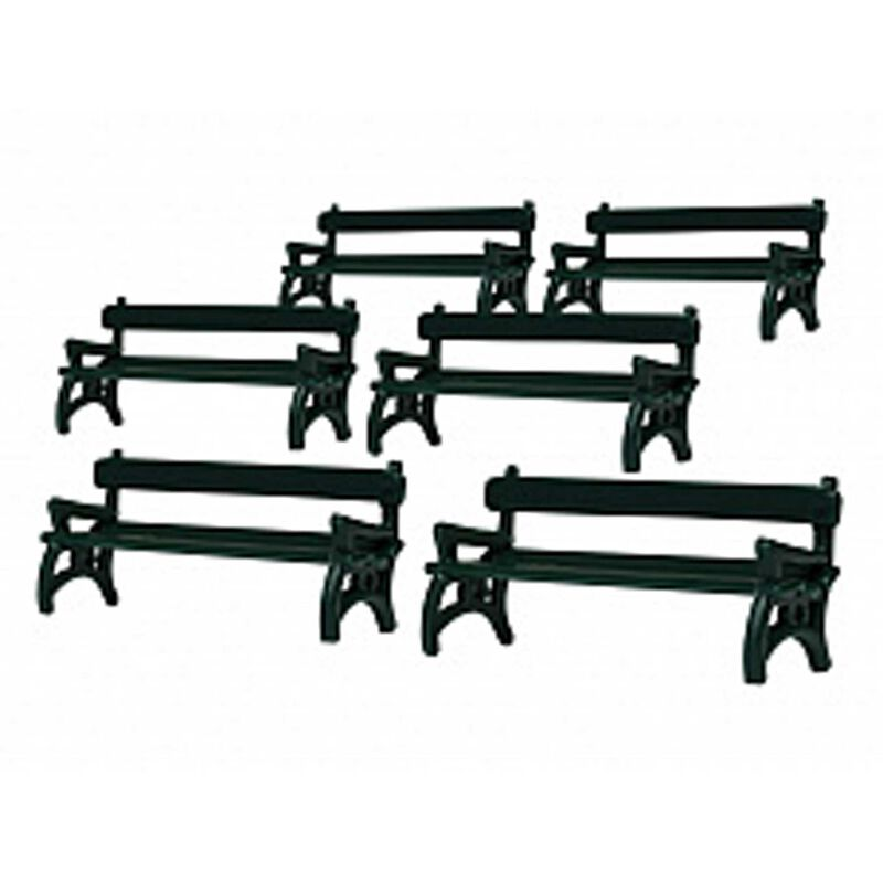 Benches 6-Pack