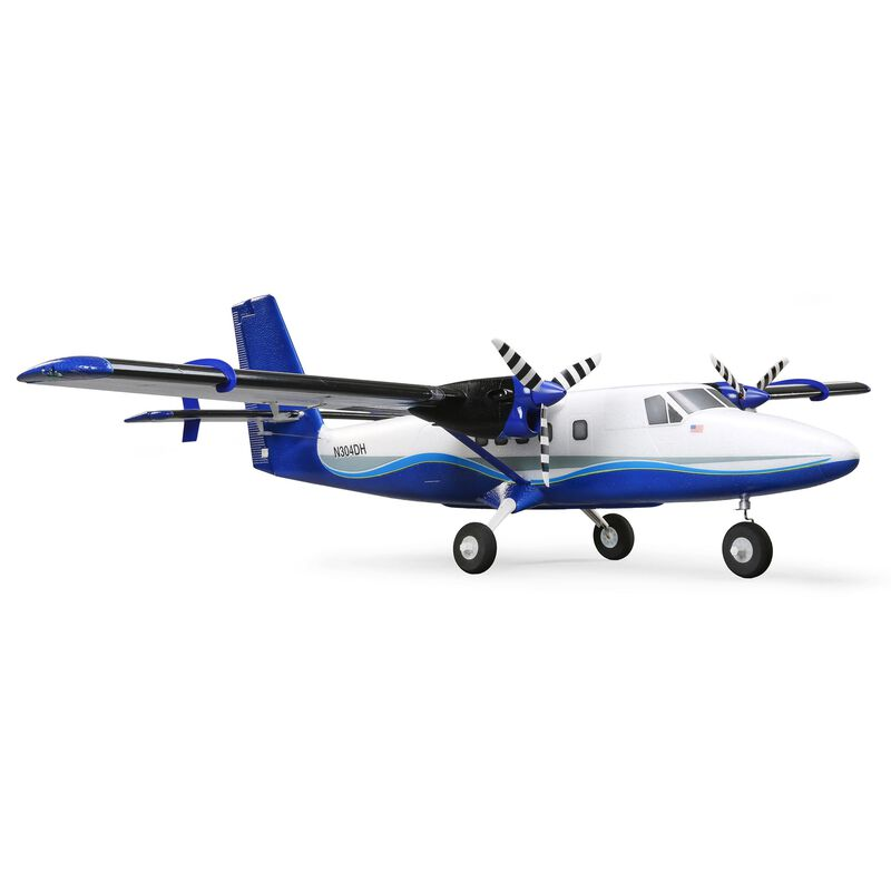 Twin Otter 1.2m PNP, includes Floats