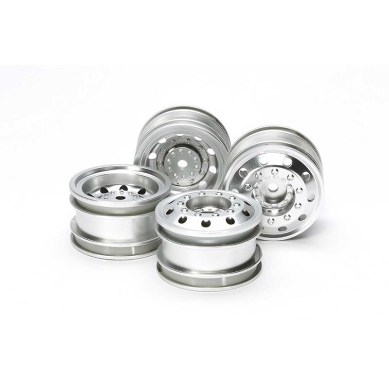 1/10 On Road Racing Truck Front/Rear Wheels, 12mm Hex (4)