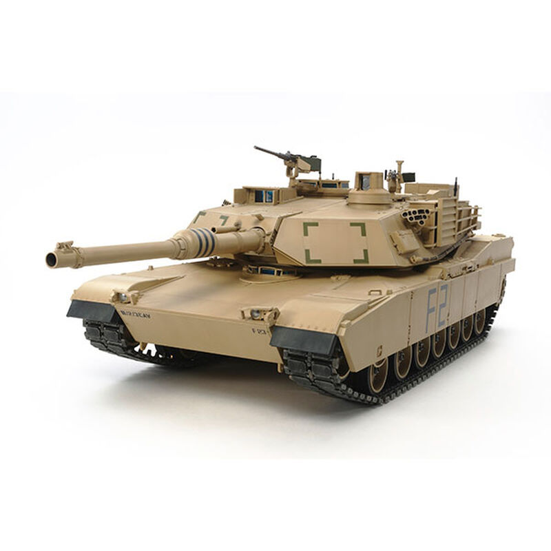 1/16 U.S. Main Battle Tank M1A2 Abrams Full-Option Kit