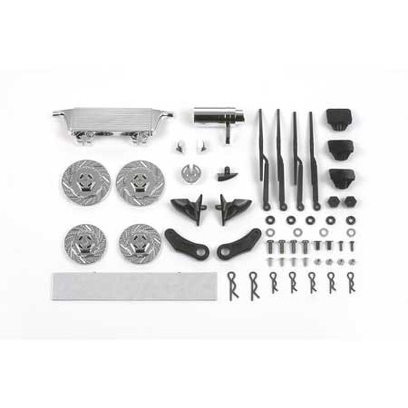 Body Accessory Parts Set: 1/10 Touring