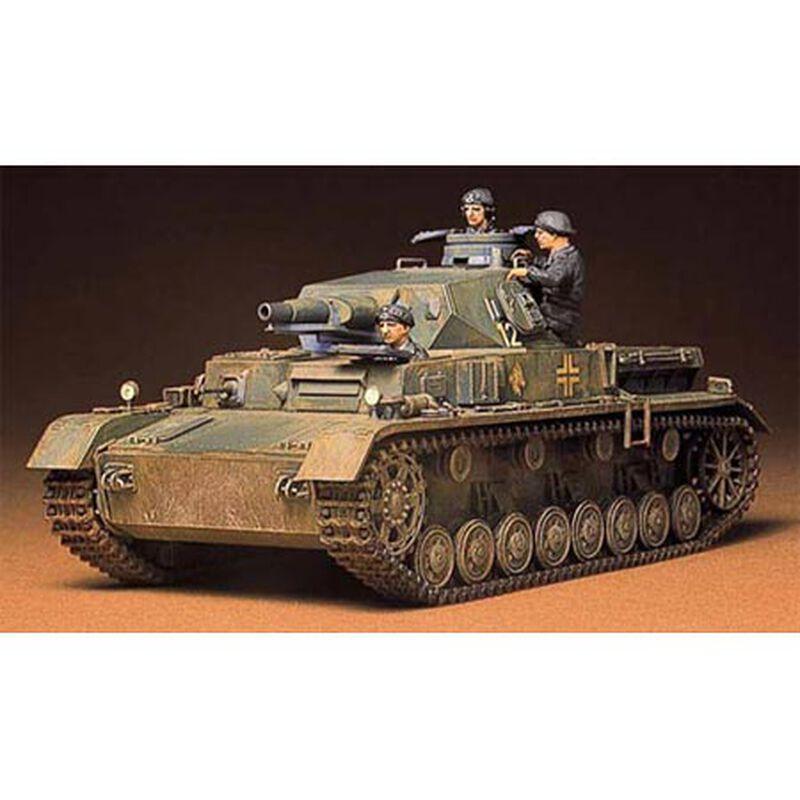 1/35 German Panzer IV Ausf.D