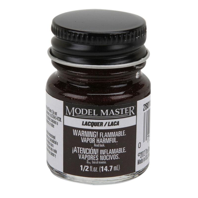 MM 1 2oz Dark Brown Lacquer
