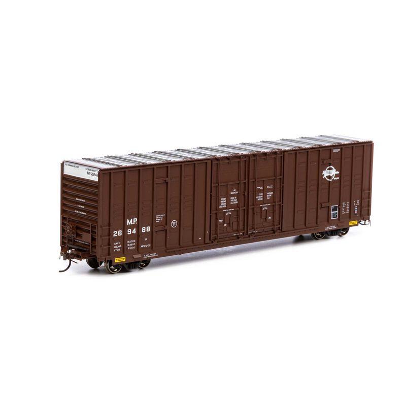 HO RTR 60' Berwick Hi-Cube Box MP #269488