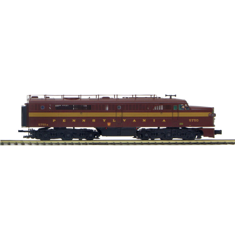 O Hi-Rail PA A Dummy PRR #58