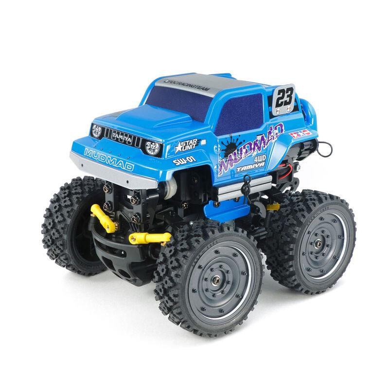 1/24 MudMad SW-01 4WD Monster Truck Kit