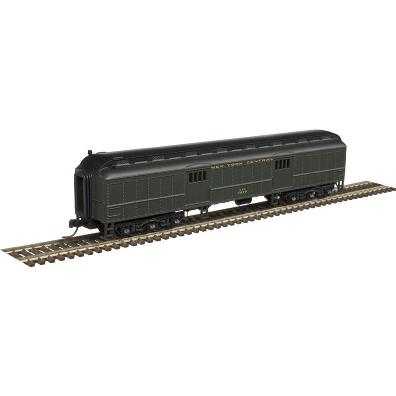 N Trainman 60' Baggage Car NYC #7959