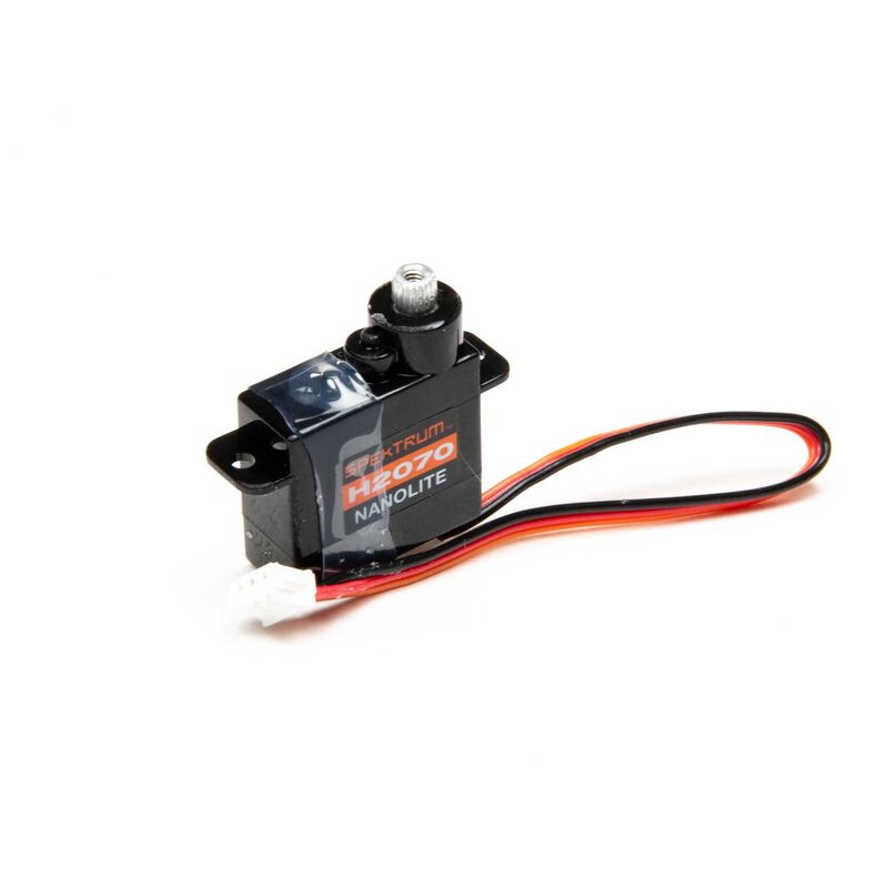 H2070 Sub-Micro Digital 4g Metal Gear Heli Cyclic Servo