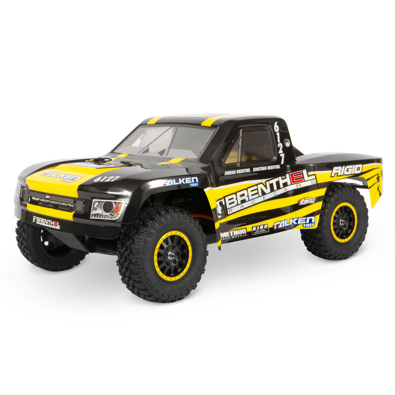 1/10 TENACITY TT Pro 4WD Brushless SCT RTR with DX3 & Smart