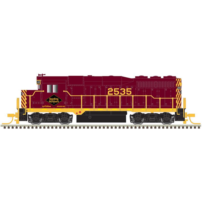 N GP30 Phase II w DCC & Sound RNRX #2535