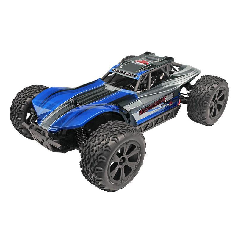 1/10 Blackout XBE Pro 4WD Brushless Buggy RTR, Blue