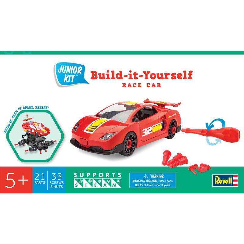 Race Car Junior Kit, Red