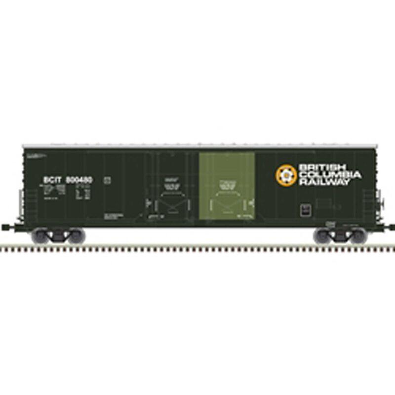 O 53' Evans Double Plug-Door Box BCR (2R)