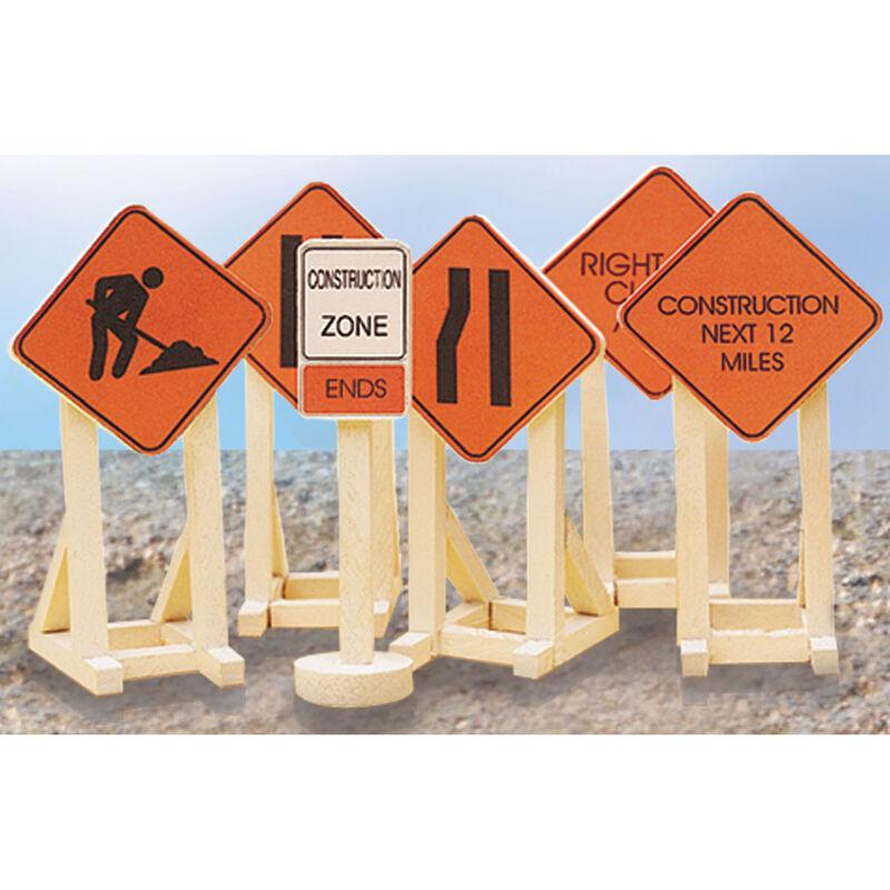O Construction Signs (6)