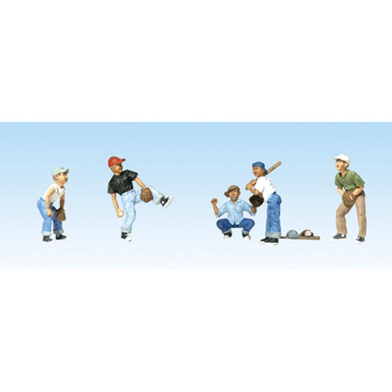 HO Baseball Players I