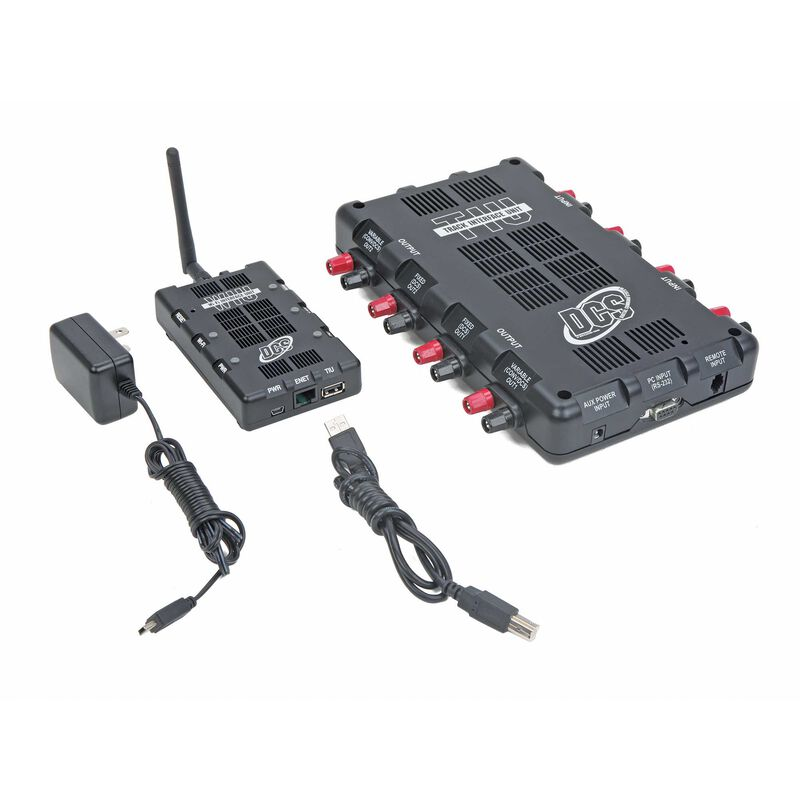 DCS WiFi Remote Control System