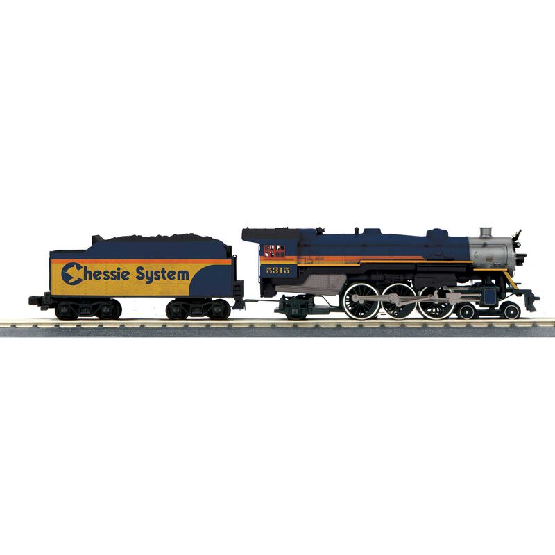 O-27 Imperial 4-6-2 Pacific with PS3 CHSY #5315