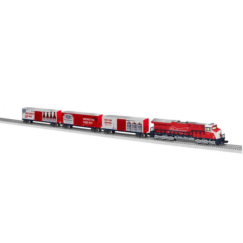 O LionChief ET44 Set Budweiser Delivery