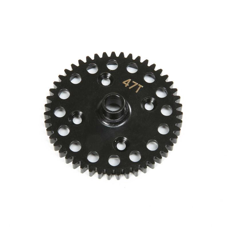 Center Diff 47T Spur Gear Lightweight: 8X