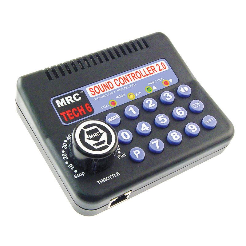 Tech 6 Sound Controller 2.0