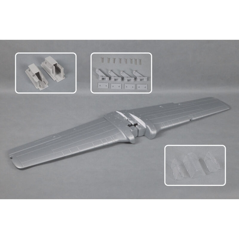 Main Wing Silver: T28 V4 1400mm