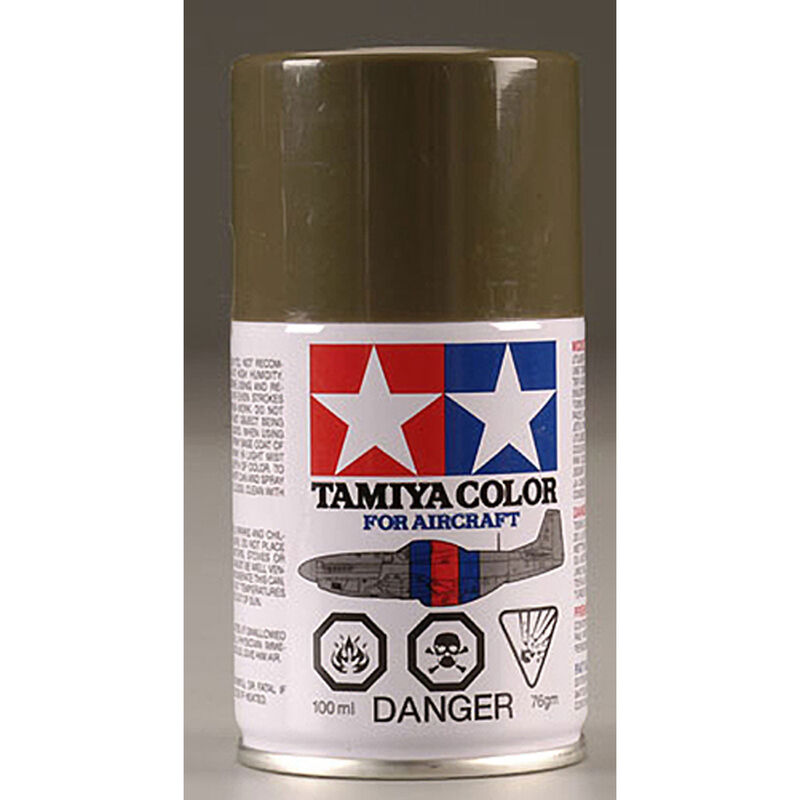 Aircraft Spray Paint AS-6 Olive Drab (USAF) 100ml