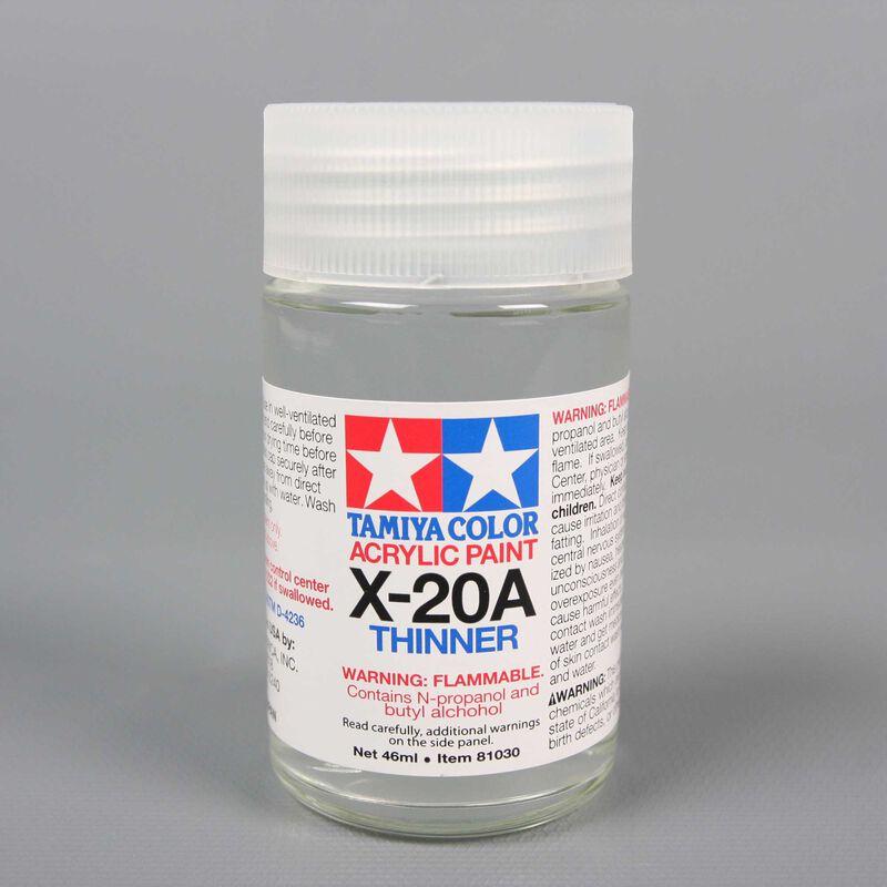 Acrylic/Poly Thinner X20A 46Ml