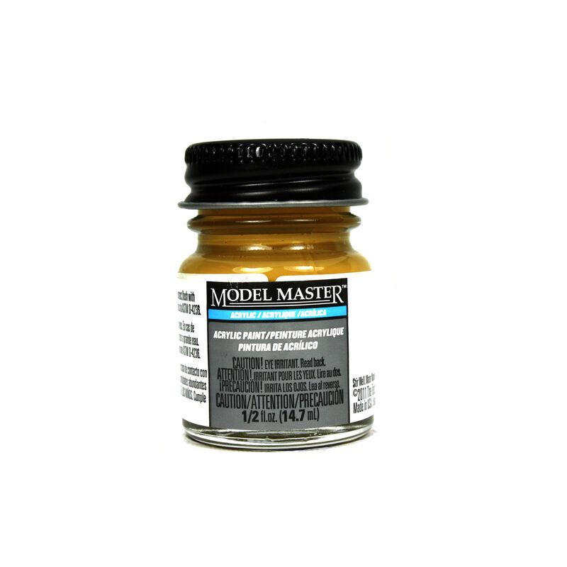 Acryl Gloss 1/2oz Brass